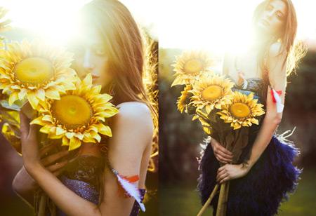 lara-jade-sunflower