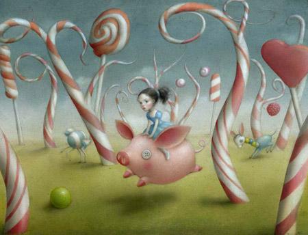 nicoletta-ceccoli-illustrations