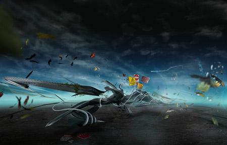 microbot-digital-art