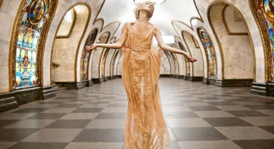 Alena Nikiforova photography - Moscow Metro