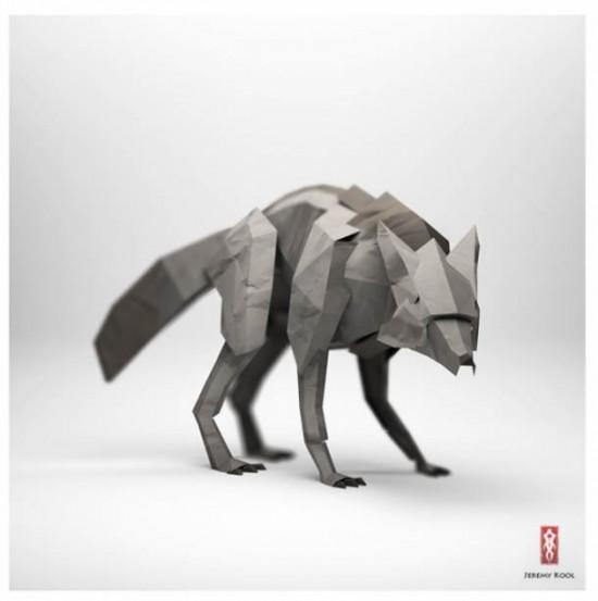 jeremy kool origami