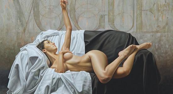 Omar Ortiz paintings