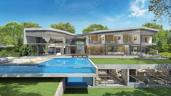 Interesting Amazing Swimming Pool Designs Inspiring Extremely Pools Ideas On Inspiration