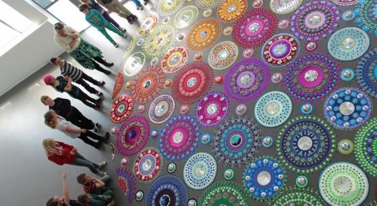 Suzan Drummen art installations