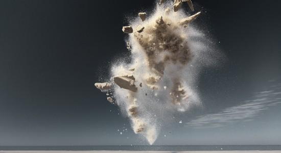 Gravity sand creatures