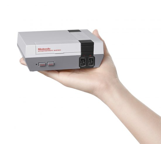 NES mini by Nintendo