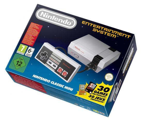 Nintendo NES mini pre-order