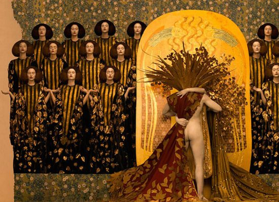 real-life-models-klimt