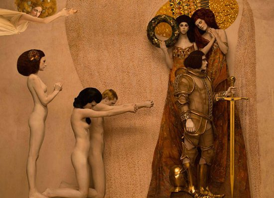 real-models-klimt
