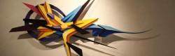 Victor Malagon 3D graffiti