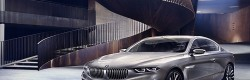 New BMW 8 series coupé Gran Lusso –  concept