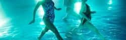 Alinka Echeverria - Underwater video